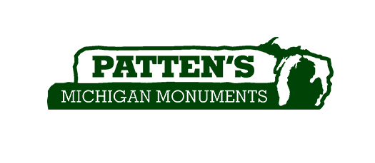Patten's Michigan Monument Company Logo